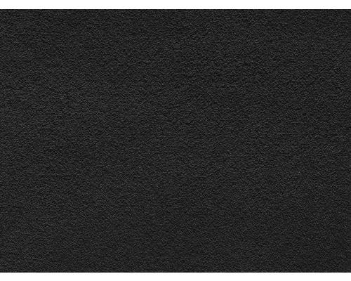 Moquette Saxony Venezia gris foncé largeur 400 cm (au mètre)