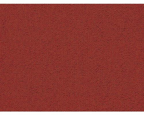 Moquette bouclée E-Blitz rouge largeur 400 cm (au mètre)