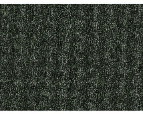 Moquette bouclée E-Blitz vert foncé largeur 400 cm (au mètre)