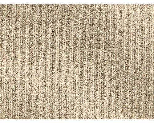 Moquette bouclée E-Blitz sable largeur 400 cm (au mètre)