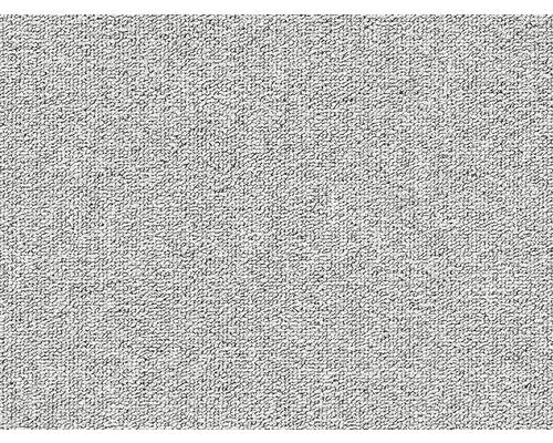 Moquette bouclée E-Blitz gris clair largeur 400 cm (au mètre)
