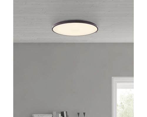 LED Deckenleuchte 80W 6500 lm 3000-6000 K warmweiß-tageslichtweiß Ø 780 mm Slimline XXL
