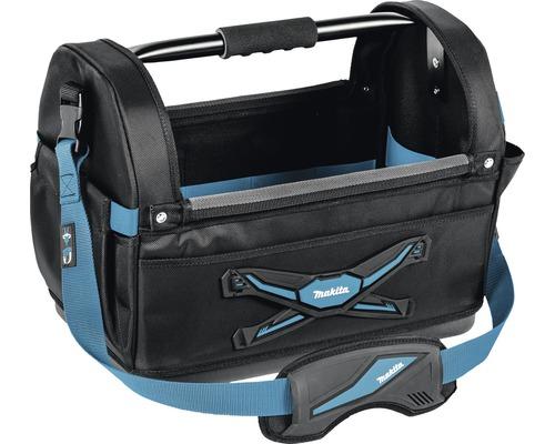 Sac à outils ouvert Makita bleu/noir 490x310x365 mm, 29,70 l