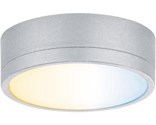 Éclairage de meuble Paulmann Clever Connect Tunable White 2,3W 120 lm 2700- 6500 K blanc chaud-blanc naturel hxØ 15x43 mm Spot Medal chrome mat 12V