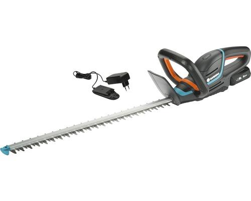 Taille-haie sans fil GARDENA HS ComfortCut 60/18V ( Power for All ) avec batterie et chargeur