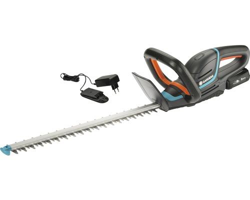 Taille-haie sans fil GARDENA HS ComfortCut 50/18V ( Power for All ) avec batterie et chargeur