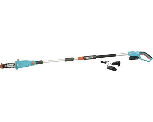 Perche élagueuse sans fil GARDENA TCS 20/18 ( Power for All ) avec batterie et chargeur