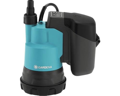 Pompe submersible sans fil KW GARDENA 2000/2 sans batterie ni chargeur