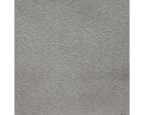 Moquette velours Cloud gris largeur 400 cm (au mètre)