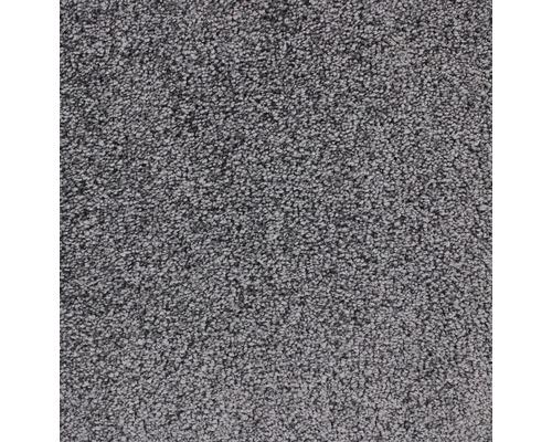 Teppichboden Velours Charisma granit 400 cm breit (Meterware)