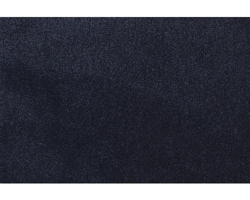 Teppichboden Velours Palmares denim 500 cm breit (Meterware)