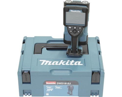 Appareil de localisation sans fil Makita DWD181ZJ 18V, sans batterie ni chargeur