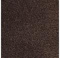 Moquette velours Palmares chocolate largeur 400 cm (au mètre)