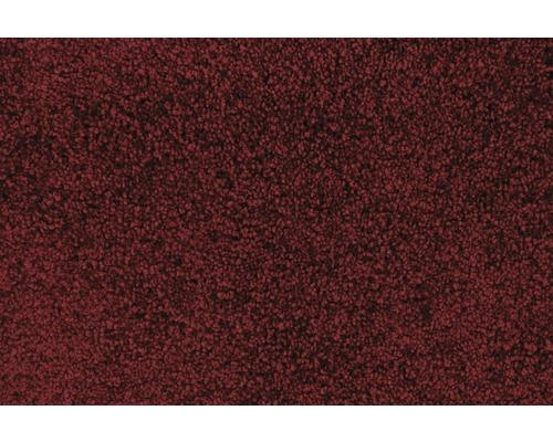 Teppichboden Velours Charisma kaminrot 500 cm breit (Meterware)