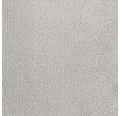 Moquette velours Palmares argent largeur 400 cm (au mètre)