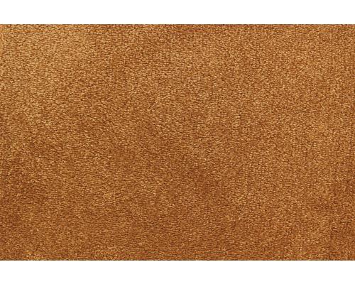 Teppichboden Velours Palmares terracotta 400 cm breit (Meterware)