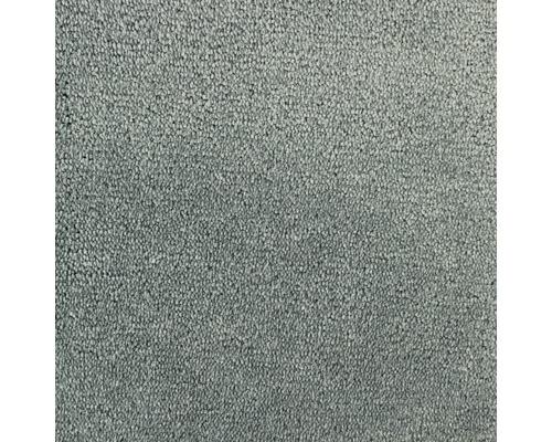 Moquette velours Palmares menthe largeur 400 cm (au mètre)