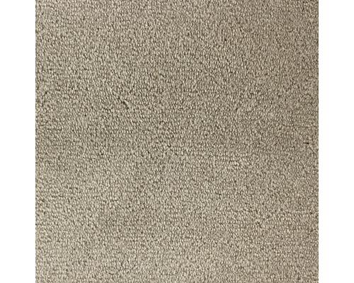 Moquette velours Palmares sable largeur 400 cm (au mètre)
