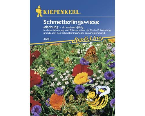 Semence de fleurs Kiepenkerl mélange de fleurs pour prairies à papillons 15 g 5 m²