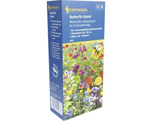 Semences de fleurs mélange de fleurs ''Butterfly Island'' Kiepenkerl 100 g