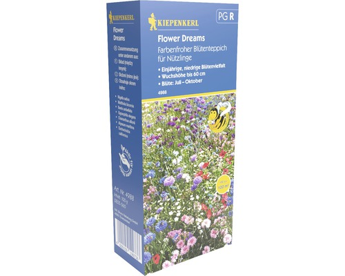 Semences de fleurs Kiepenkerl mélange de fleurs ''Flower Dreams'' 100 g