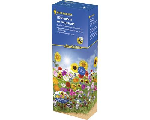 Floraison sur le bord de la route Kiepenkerl semence de fleurs 140 g 40 m²