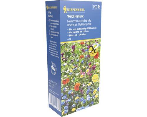 Semence de fleurs Kiepenkerl mélange de fleurs ''Wild Nature'' 100 g