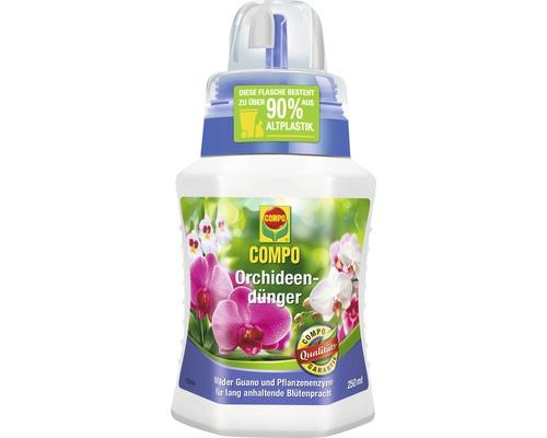 Engrais pour orchidées Compo 250 ml