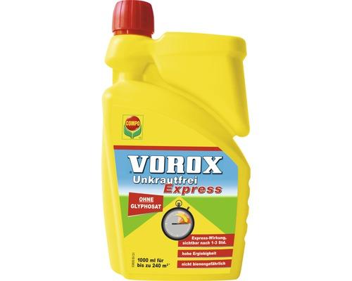 VOROX Unkrautfrei Express Compo 1000 ml