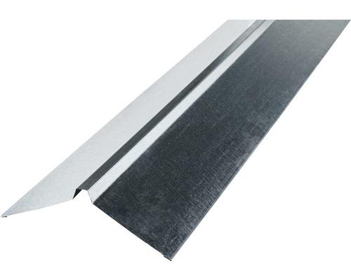 PRECIT Dachfirst gerade für Trapezblech verzinkt 1000 x 95 x 95 mm