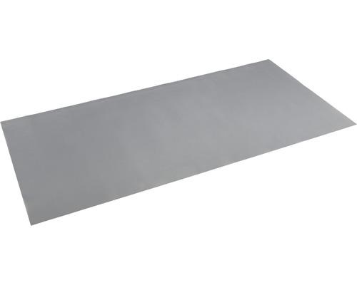 Tapis de protection antidérapant Siero 120 x 60 cm gris