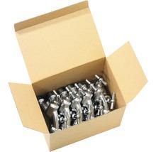 """Robinet d''eau GEKA 1/2"""" -13mm MS avec douille Cr mat PACK PRO, 10 pièces-thumb-0"""