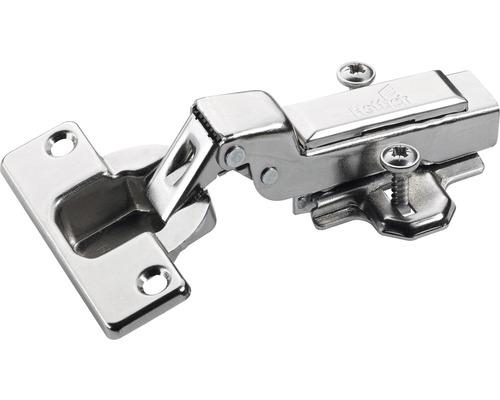 Charnière Ecomat Ø 35 mm, pour butée de paroi centrale, 1 pièce