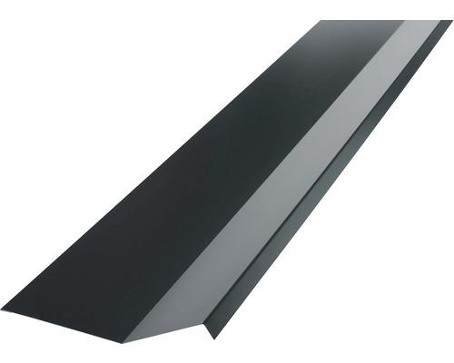 PRECIT Kappleiste anthracite grey RAL 7016 1 m