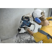 Bohrhammer mit SDS max Bosch Professional GBH 5-40 DCE inkl. Spitzmeißel und Handwerkerkoffer-thumb-4