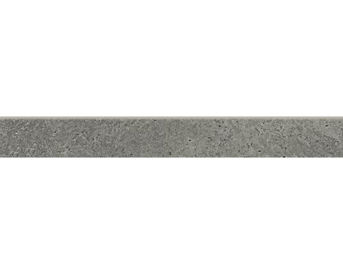 Plinthe Candy gris lappato 7,2 x 59,8 cm