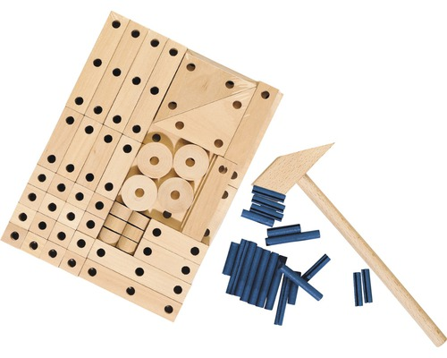 Kit de construction en bois