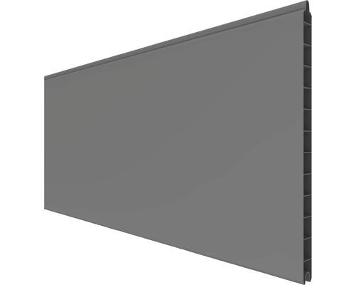 Profilé simple BasicLine 180x30x1,9 cm, anthracite