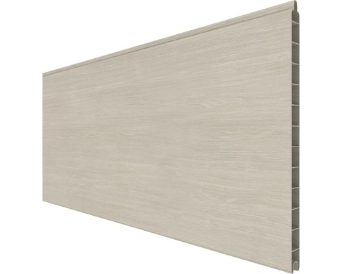 Profilé simple BasicLine 180x30x1,9 cm, sheffield oak