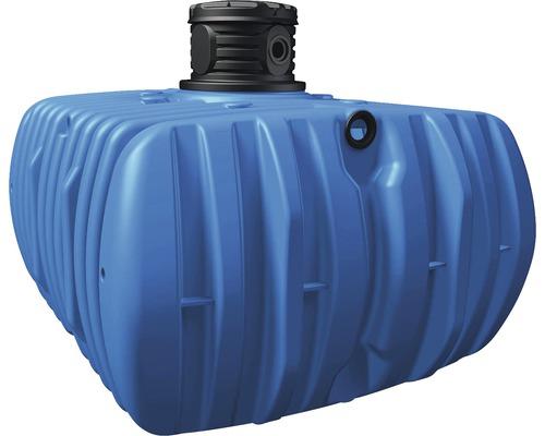 Cuves enterrées pour eau de pluie et eau fraîche