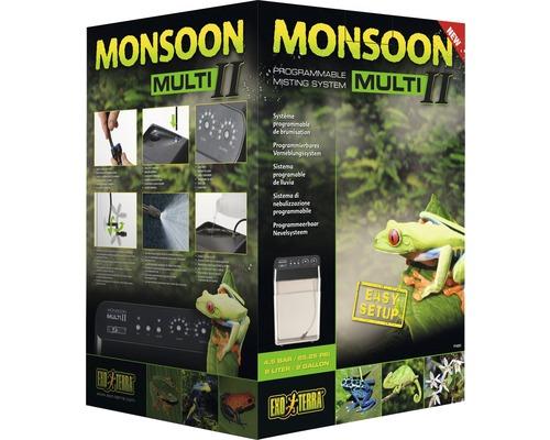 Humidificateur d''air Exo Terra Monsoon Multi II réservoir 8 l