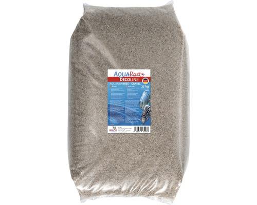Gravier pour aquariums PAPILLON 0,7-1,2 mm 25 kg marron