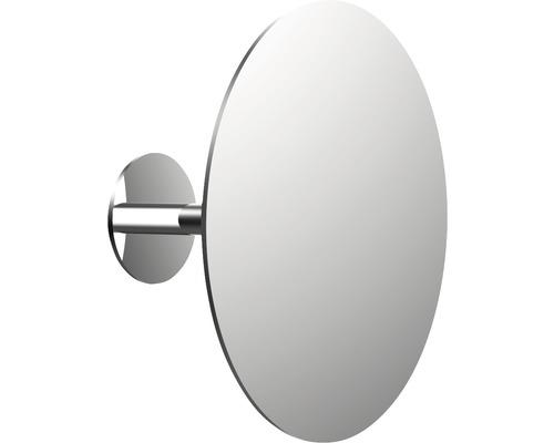 Miroir adhésif Emco chrome grossissant fois 5 Ø200