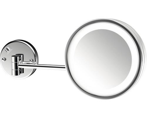 Emco LED Emco Kosmetikspiegel-Spiegel Gelenkarm 3-fach rund