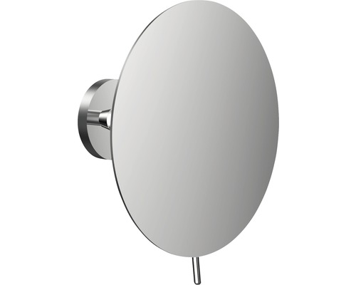 Miroir de maquillage Emco chrome grossissant fois 3 rond