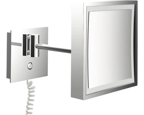 Emco LED Emco Kosmetikspiegel chrom 1 armig 3-Fach