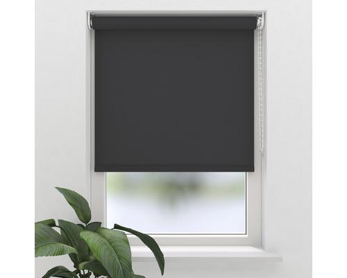Store tamisant Soluna T23 noir 60x190 cm