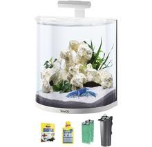 Aquarium Tetra ExplorerLine LED 30 litres sans armoire basse, blanc-thumb-4
