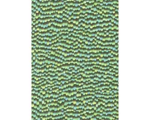 Papier peint intissé 10129-18 Paradisio 2 floral turquoise