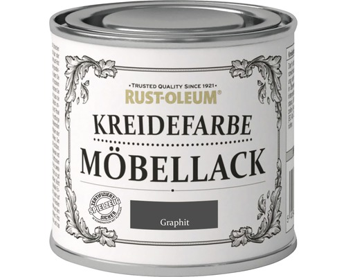 Kreidefarbe graphit 125 ml